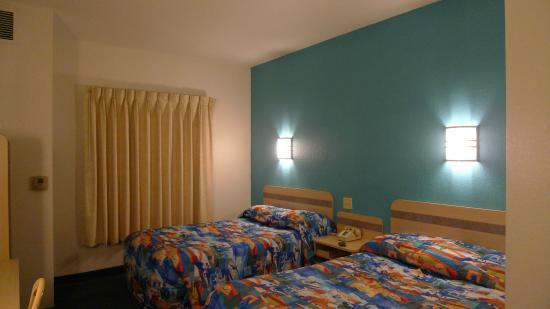 Motel 6 Avoca: Bedroom
