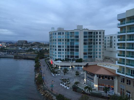 Window View - Condado Lagoon Villas at Caribe Hilton Photo