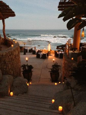 Cocina del Mar terraces
