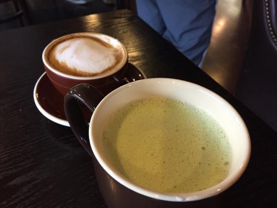 Photo of Cafe Crema Coffee Roasting Company at 950 The Alameda, San Jose, CA 95126, United States