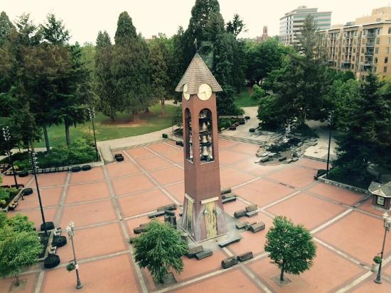 Vancouver, WA: Bell tower