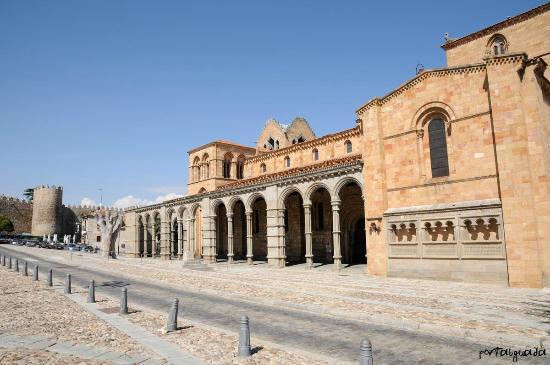 Basílica de San Vicente en Ávila - Picture of Basilica de ...