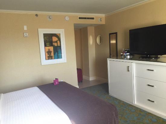 Crowne Plaza Palo Alto: Room