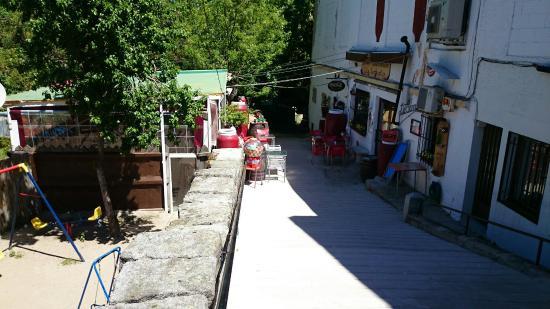 Terraza Y Parque Infantil Picture Of La Serrata San