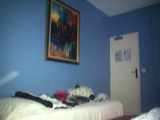 Hotel de La Cote Fleurie: cama adicional