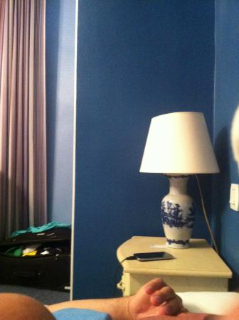 Hotel de La Cote Fleurie: Decoração linda