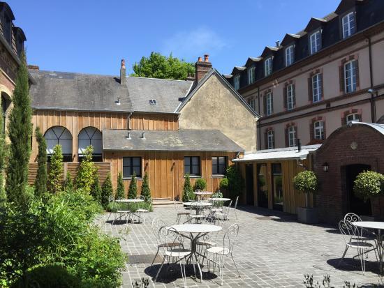 4b95ac75fbc1a0 saturday market in front of the hotel picture of les maisons de lea honfleur  tripadvisor