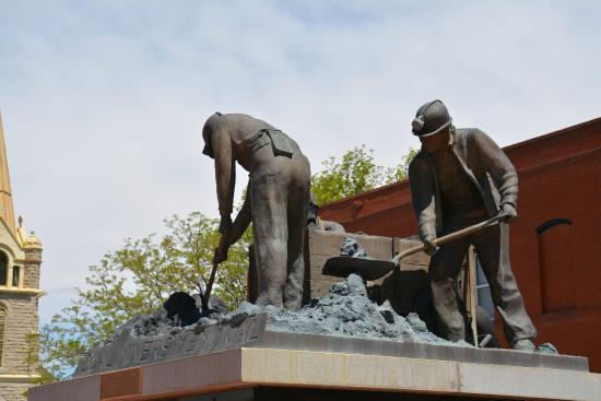 Southern Colorado Coal Miners Memorial
