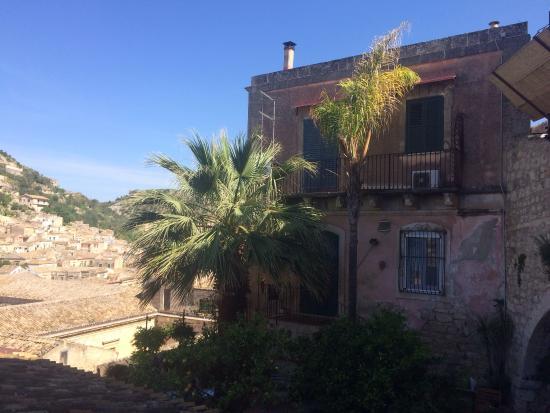 B & B Le Lumie: The terrace
