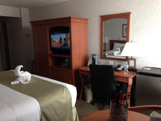 Carriage House Inn: Room