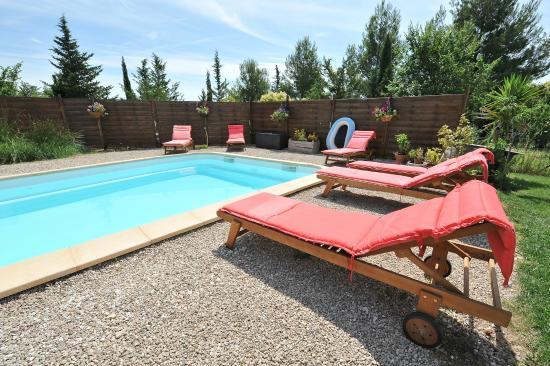 Puget-Ville, France: pool
