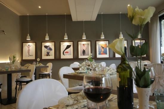 Hotel Arabel: sala ristorante