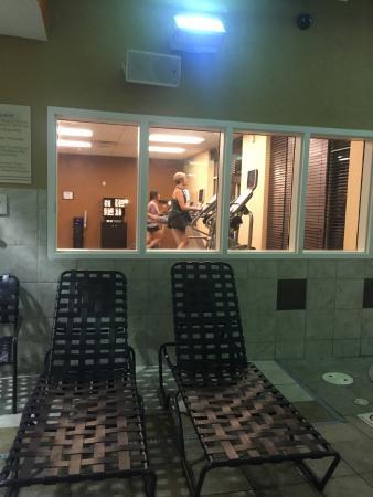 Hilton Garden Inn Rockford: From Pool To Fitness Room