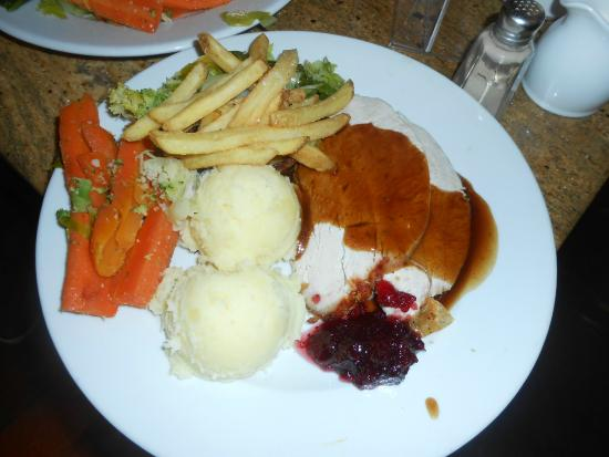 Lawlor's Hotel Dungarvan: Massive portions, cooked to perfection.