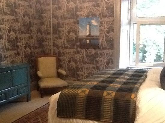 Ffin y Parc Gallery: Bedroom