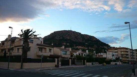 Apartamentos Sa Gavina Gaudí: На улицах никого!