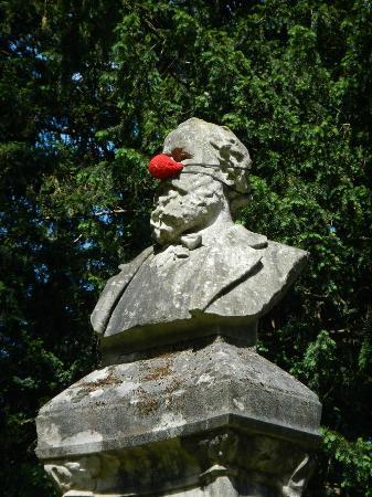 Les roses picture of parc de la pepiniere nancy for Pepiniere
