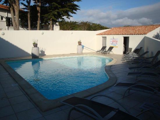 Appart-Hotel Perle de Re : piscine