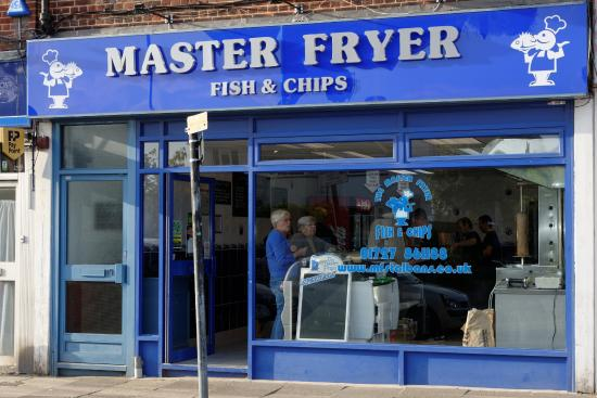The Master Fryer