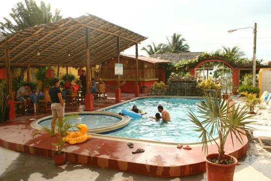 Hotel Cielo Azul Piscina Area De Recreación