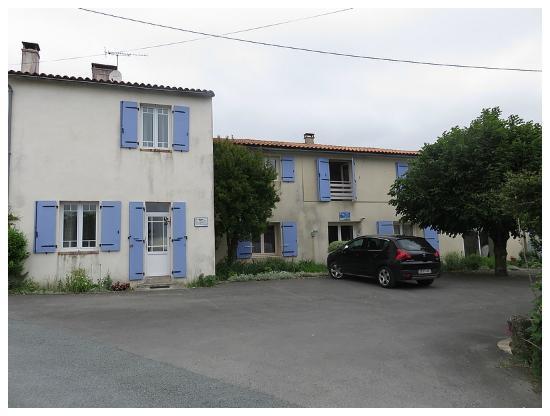 La Biscaye   Chambres Du0027Hotes à Meschers En Gironde