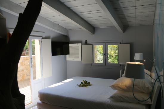 A Flatta: chambre