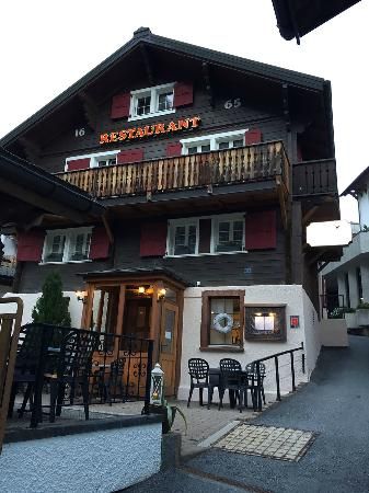 The building itself picture of balmhorn leukerbad for House builder reviews