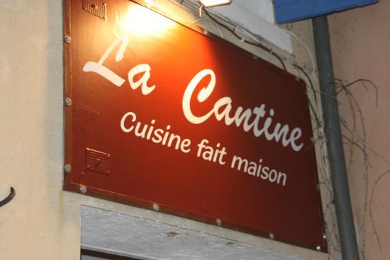 Le Castellet, فرنسا: Restaurant La Cantine Le Castellet