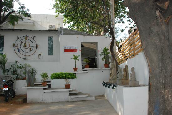 The Gallery Cafe - Picture of The Gallery Cafe, Hyderabad ...