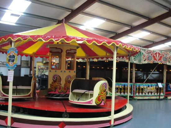 fairground ride - Picture of The Scarborough Fair Collection