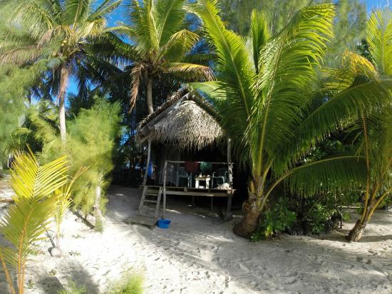 Matriki Beach Huts: Beach Hut
