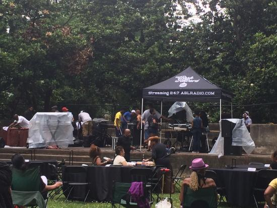 Wren's Nest: West end music and art festival