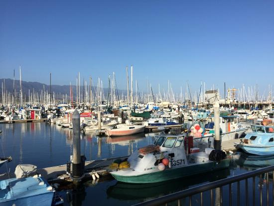 Santa Barbara Maritime Museum: Santa Barbara Harbor