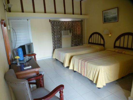 Islazul Villa El Bosque: The room