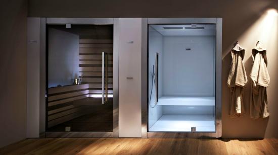 Surville, Frankrijk: SPA: Hammam et Sauna