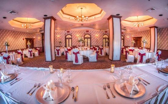 DeSoto House Hotel: Wedding Reception