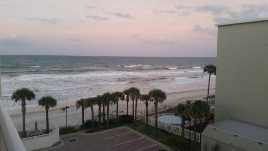 The Cove On Ormond Beach View From South Tower Balcony