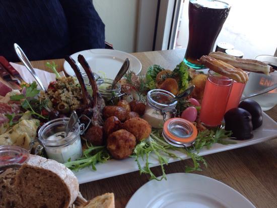 restaurant hirtshals
