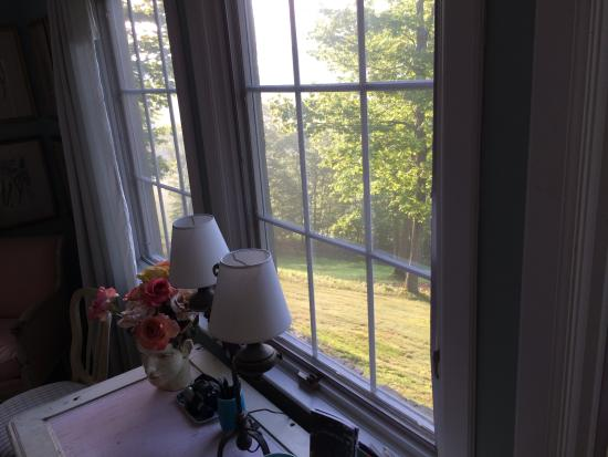 Washington Depot, CT: A Room with a View indeed