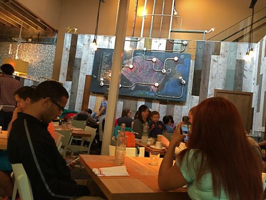 Social Kitchen Interior Picture Of Social Kitchen Bar Birmingham Tripadvisor