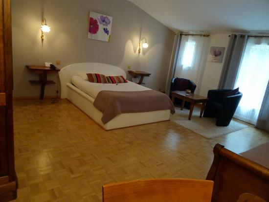 Hotel Restaurant Fabian des Baux: Habitacion 19