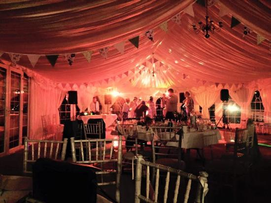 Colliters Brook Farm: New Marquee