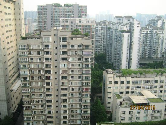 Ibis Hotel Chengdu Kehua : View from room