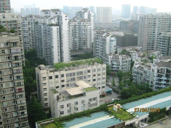 Ibis Hotel Chengdu Kehua : View fromroom
