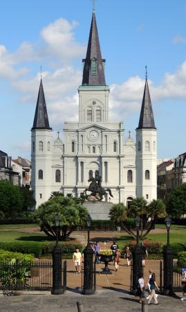 Friends of the Cabildo: Jackson Square
