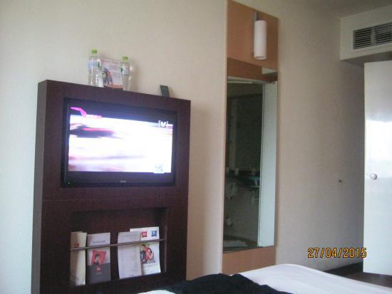 Ibis Hotel Chengdu Kehua : Room