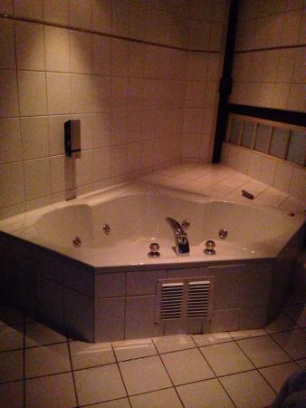 Hotel De Koopermoolen: Jacuzzi room! Koopermoolen