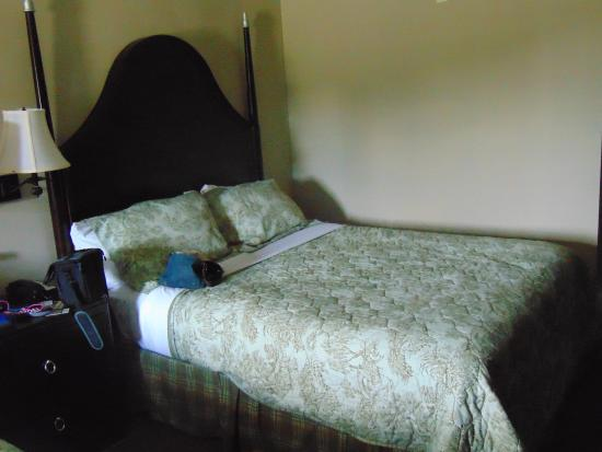 Inn at Mulberry Grove: bed