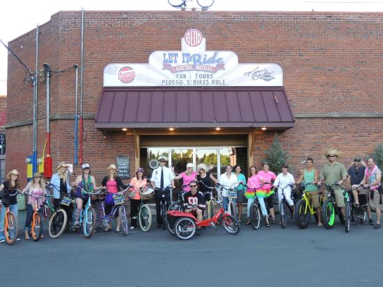 Let it Ride Electric Bikes Tours & Rentals