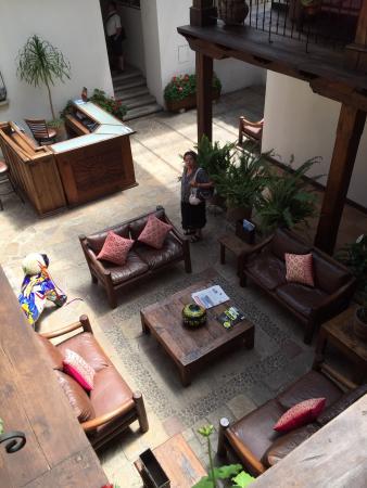 Docecuartos Hotel: Hotel Tierra y Cielo